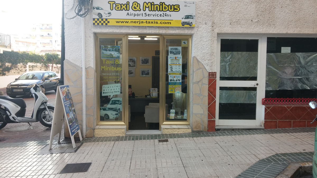 Nerja Taxis Offices